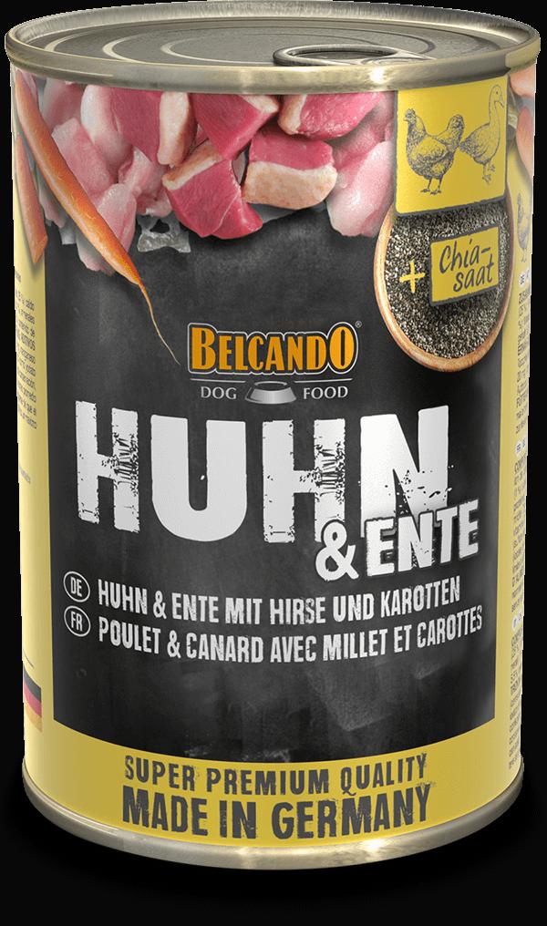Belcando-Dose-Huhn-Ente-400g