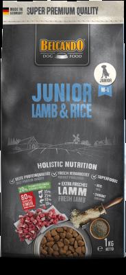 BELCANDO® Junior Lamb & Rice