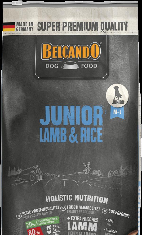 belcando-junior-lamb-rice-eigenschaften